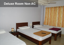Shri Sainivas Mega Residency (Previously Mega Dharmashala)  (Hotels in shirdi) Accommodation hotel in Shirdi