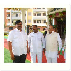 Photo Gallery of Shri sainivas InaugurationPhoto-17