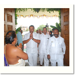 Photo Gallery of Shri sainivas Inauguration Photo-22