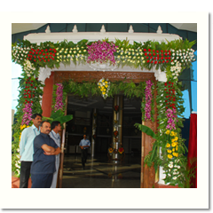 Photo Gallery of Shri sainivas Inauguration Photo-4